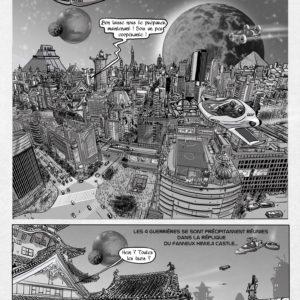 EP 2 : Megapole: Osaka revival ( système solaire ANKBAR ) EP 2