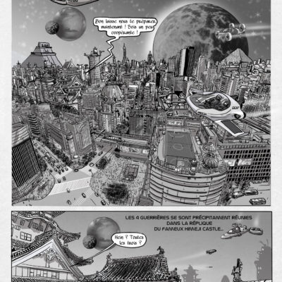 Megapole: Osaka revival ( système solaire AKBAR ) EP 2 en cours