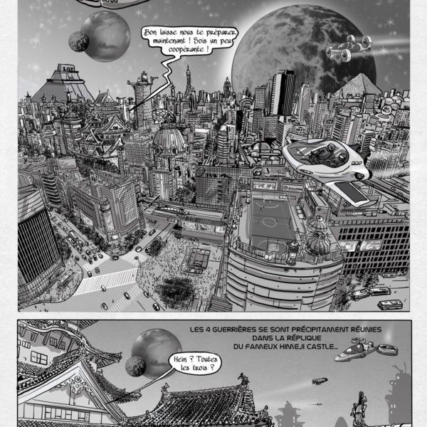 Megapole: Osaka revival ( système solaire ANKBAR ) EP 2 en cours