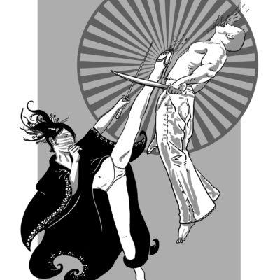 Geisha Samouraï  EP 2 en cours