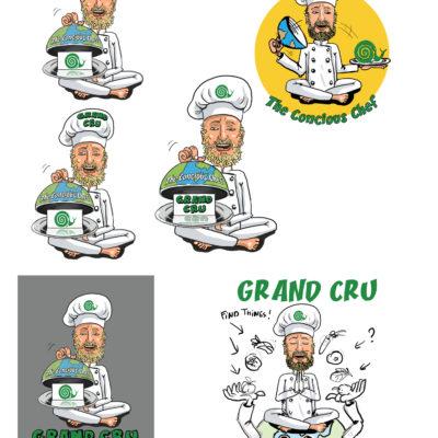 The conscious chef recherche