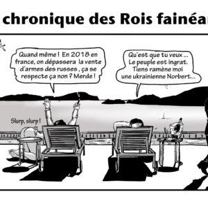 LES FABRICANTS D'ARMES