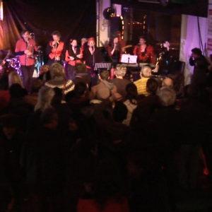 Poules 3 Dékra, concert