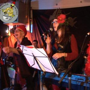 Poules 3 Dékra , concert
