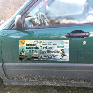 Magnet pour  voiture