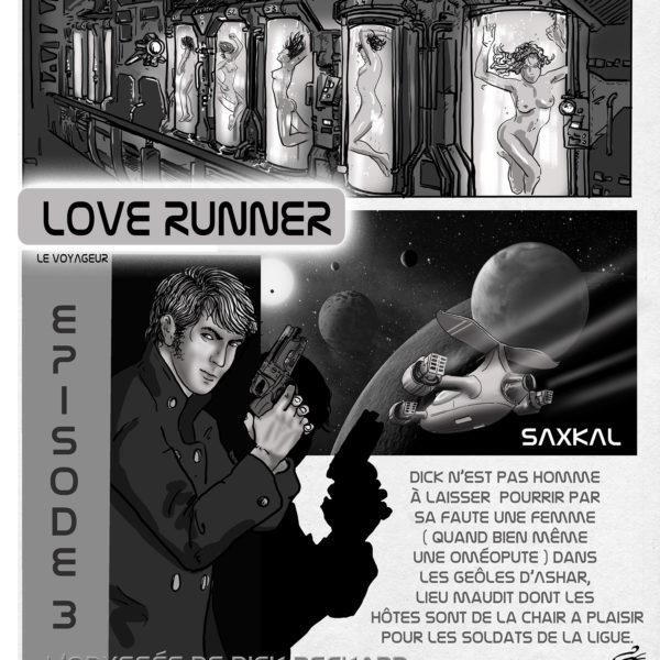 Love Runner 3