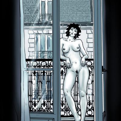 nostalgie parisienne