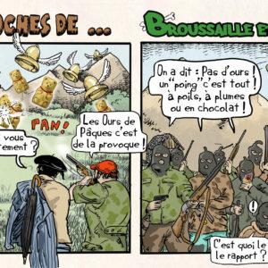 Avril 2019 / Les cloches de...