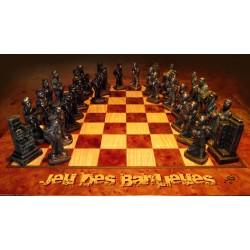 Jeu d'échecs des Banlieues